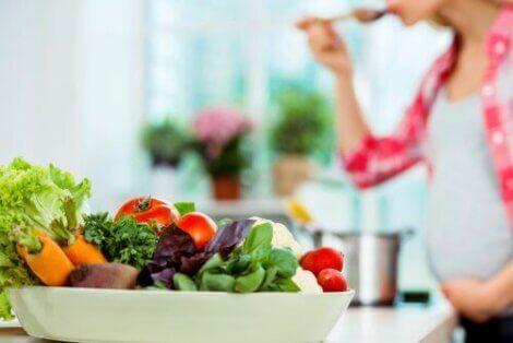 sebzeleri iyi yıkamak
