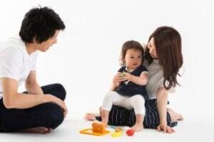 Anne baba ve çocuk eğitimi