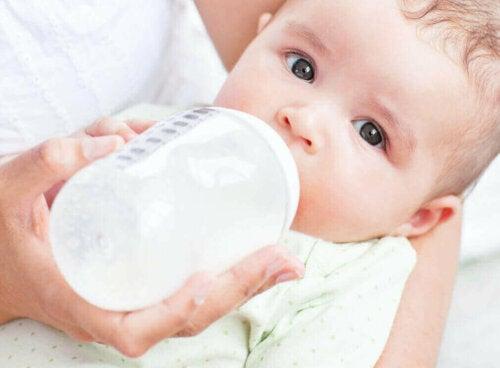 biberon bebek