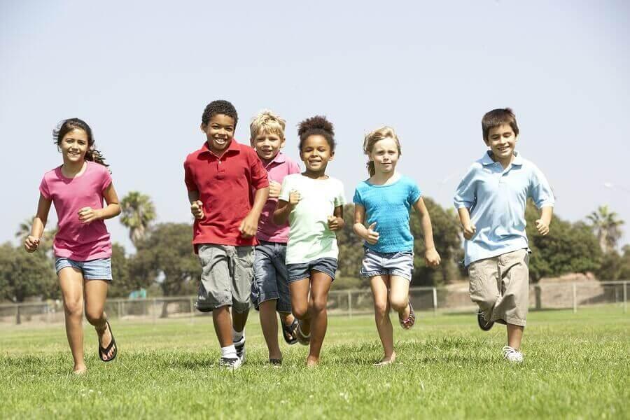 Çocuklar için Teneffüs Oyunları