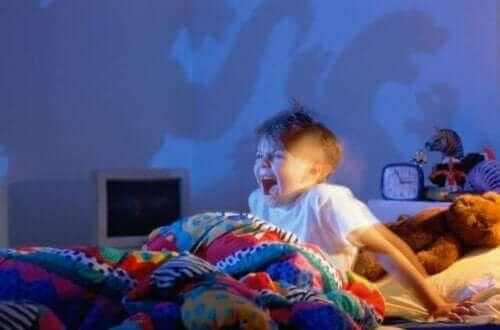 Çocuklarda Kabustan Kaçınmak İçin 5 İpucu