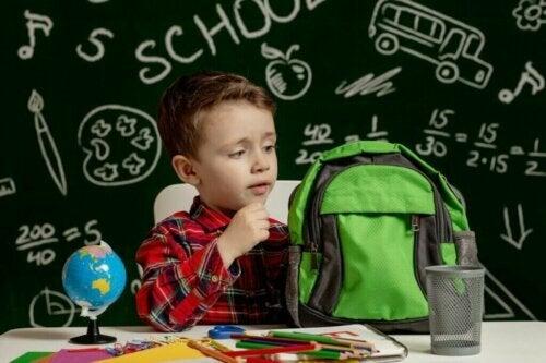 İlkokula Başarılı Bir Şekilde Başlamak İçin 3 İpucu
