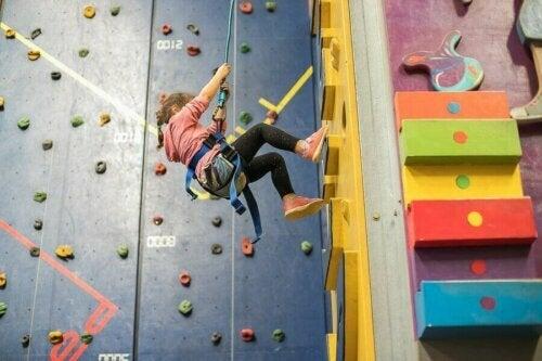 tırmanma oyunları