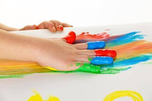 boya yapmak