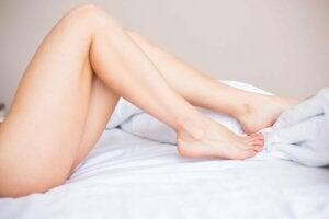 bacaklar yatak