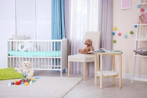 Bebeğinizin Odasının Dekorasyonu: 6 Harika Seçenek
