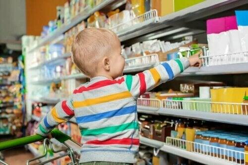 Çocuğunuza Akıllı Bir Tüketici Olmayı Öğretiyor Musunuz?