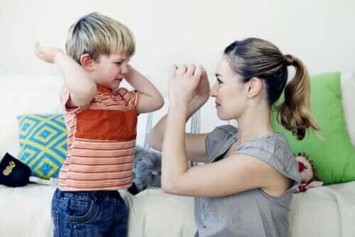 Çocuklar İçin 5 Davranış Değiştirme Yöntemi