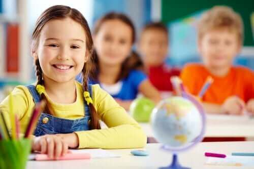 okulda eğitim