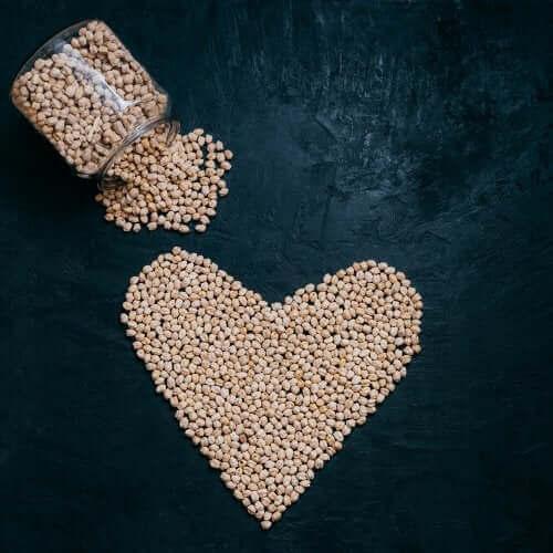 tahıllardan kalp