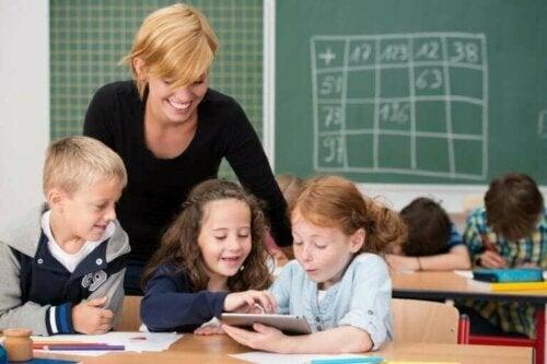 sınıfta tablet kullanmak