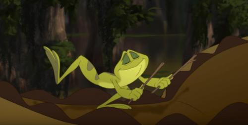 kurbağa ve prenses