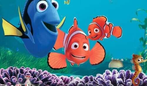 kayıp balık nemo filmi