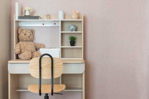 Çocuklar İçin Çalışma Odası Yapmak: 5 Önemli Faktör
