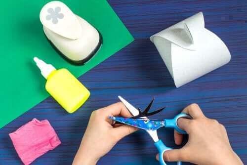 Çocuklarınız İçin 2 El İşi Ve Sanat Projesi