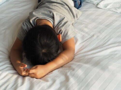 Çocuklarda Otokontrol Problemi