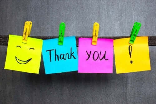Çocuklara Terbiyeyi Öğreten Teşekkür Notları
