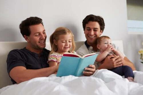 ailecek kitap okumak