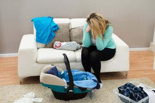 Annelik Hüznü Ve Doğum Sonrası Depresyon