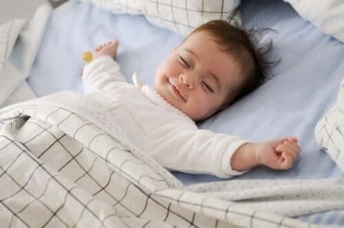 Bebeklerde Gece Sık Uyanma Sorunu
