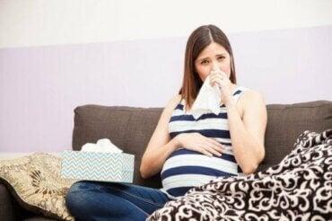 Hamilelikte Grip Hakkında Bilmeniz Gerekenler