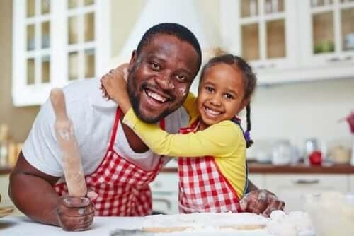 Çocuğunuzla Birlikte Yemek Pişirmek