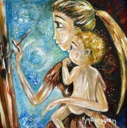 Anne olmak: Mutluluk fedakarlıkla yaşanır