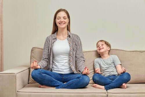 Yaşa Göre Çocuklar İçin Rahatlama Teknikleri