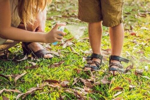 Çocuklarda Sivrisinek Isırıkları:Ne Yapmalısınız?