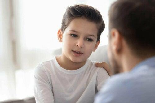 baba çocuk iletişimi