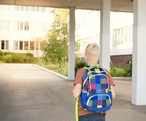 okula başlamak