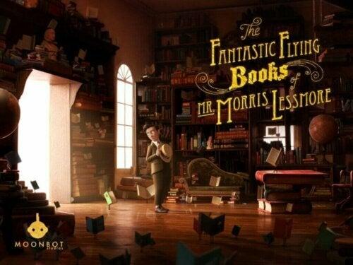 Bay Morris Lessmore'un Olağanüstü Uçan Kitapları: Bir Kısa Film