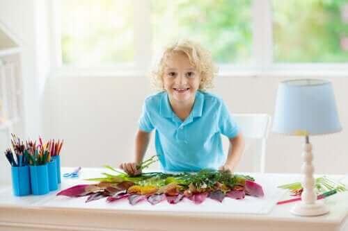 Bitkileri Keşfetmek İçin Eğlenceli Aktiviteler