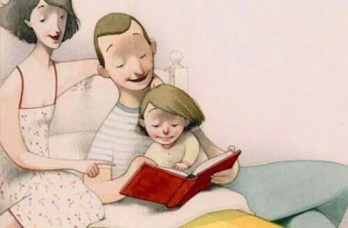 Çocuklarımı Televizyonla Değil Kitapla Uyutuyorum