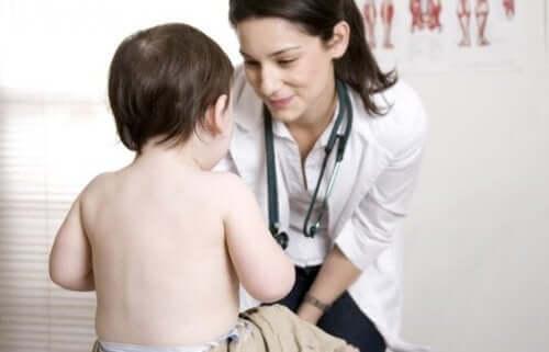büyükannelerin çocuk doktorlarının