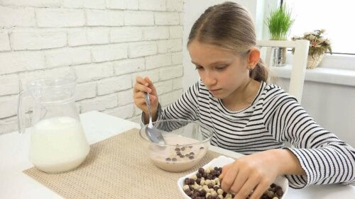 ergenlikte kahvaltı, obezite