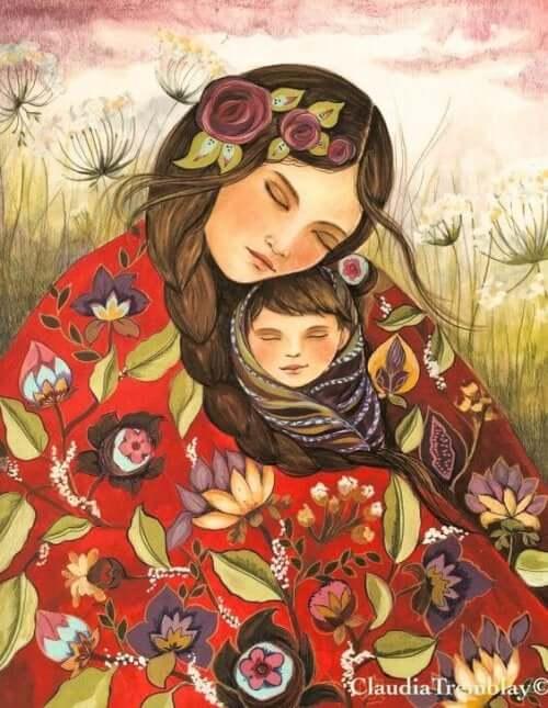 Yavrum, Gülleri Sevmen İçin Dikenlere Katlanmalısın