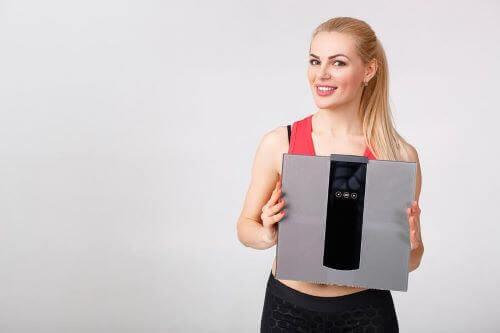 Gebelikte anoreksiya olma ihtimali olan kadın