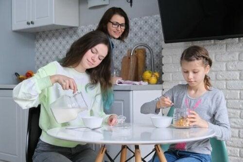 Ergenlik Döneminde Kahvaltıyı Atlamanın Riskleri