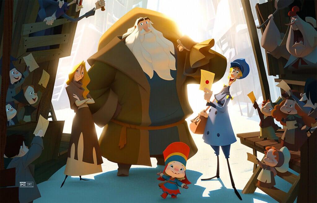 Klaus: Çok Önemli Bir Mesajı Olan Animasyon Filmi
