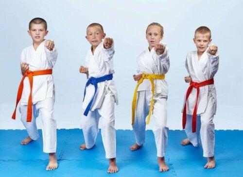 Kung Fu'nun Çocuklar İçin Faydaları