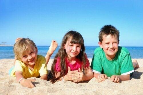 Yaz Aylarında Çocukların Rutinlerindeki Değişiklikler