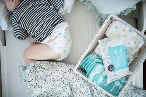 Kokusuz Bebek Bezleri: Harika Bir Çözüm