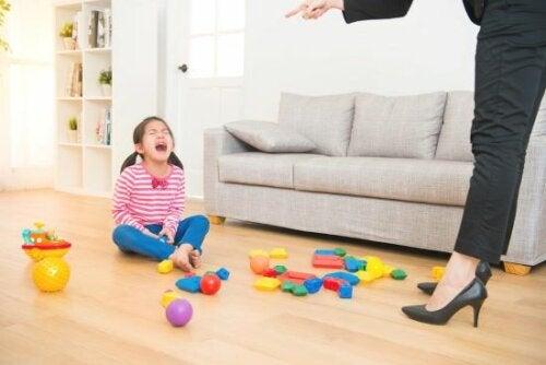 Çocuklarda Öfke Hissinin Dört Nedeni
