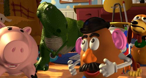 oyuncak karakterler