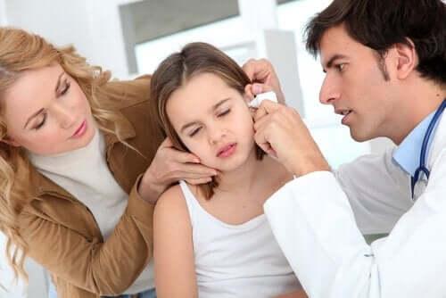 çocuklarda dış kulak yolu iltihabı, kulak iltihabı