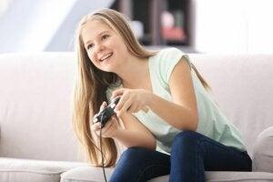 ergenlik, video oyunları, konsantrasyon