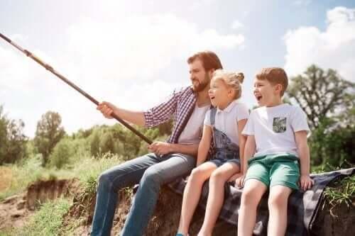 Çocuklarınızla Birlikte Balık Tutmaya Hazır Mısınız?