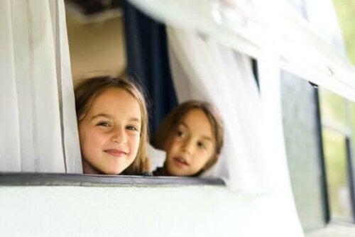Çocuklarla Karavanda Yolculuk Edenler İçin İpuçları