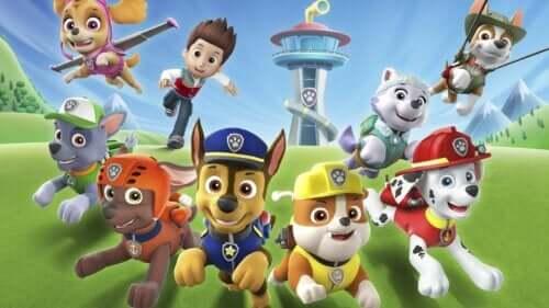 Çocuklar Neden Paw Patrol Çizgi Filmini Bu Kadar Seviyor?